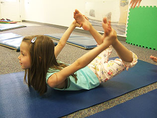 kids yoga for kindergarten elementary  camp teachers